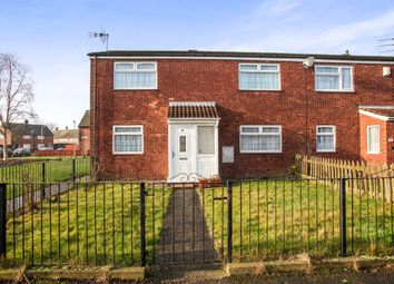 Thumbnail 2 bed end terrace house for sale in Romford Grove, Hull