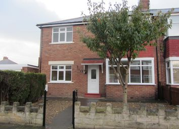 Thumbnail 2 bed flat to rent in Glendower Avenue, North Shields