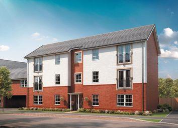 "Thumbnail 1 bedroom flat for sale in ""1 Bed Apartment"" at Carters Lane, Kiln Farm, Milton Keynes"