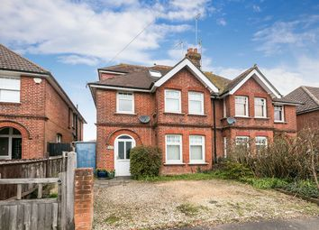 Thumbnail 5 bed semi-detached house to rent in Winchester Road, Basingstoke