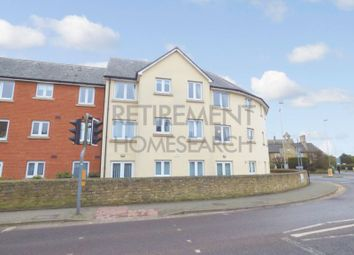 Thumbnail 1 bed flat for sale in Cobbett Court, Swindon
