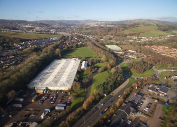 Thumbnail Industrial to let in Skewfields, Lower Mill, Pontypool