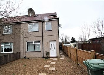 Thumbnail 4 bed end terrace house to rent in Broom Avenue, Orpington, Kent