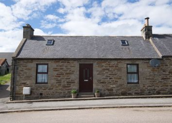 Thumbnail 2 bed semi-detached house for sale in Main Street, Newmill, Keith