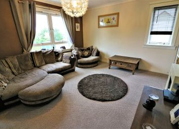 Thumbnail 3 bedroom flat for sale in Portal Road, Grangemouth