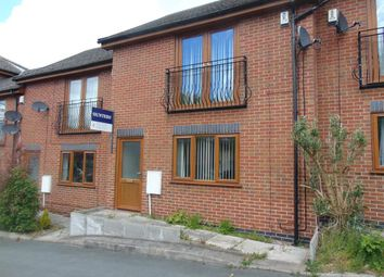 Thumbnail 2 bed mews house to rent in Bridgewater Court, Off Etruria Road, Stoke-On-Trent, Staffordshire
