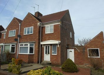 Thumbnail 3 bed semi-detached house for sale in Westgate Avenue, New Silksworth, Sunderland