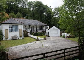 Thumbnail 4 bed detached bungalow for sale in Langreek Lane, Looe
