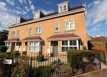 Thumbnail 4 bed town house for sale in The Avenue, Gainsborough