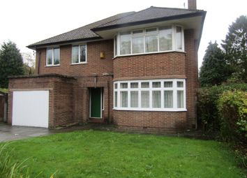 Thumbnail 7 bed property to rent in Queensway, Derby