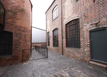 Comet Works, Princip Street, Birmingham B4