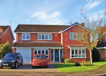Thumbnail 5 bedroom detached house for sale in Thornbers Way, Charvil, Reading