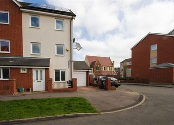 Thumbnail 4 bedroom town house for sale in Tumbler Grove, Wolverhampton, West Midlands