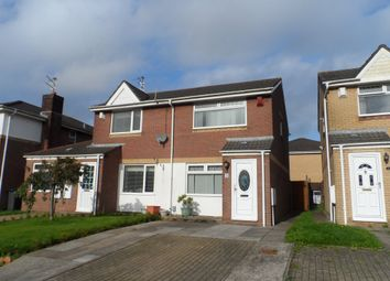 Thumbnail 2 bedroom semi-detached house to rent in Waterford Close, Carlton Gardens, Grangetown