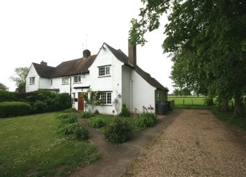 Thumbnail 3 bed semi-detached house to rent in Lolham, Peterborough