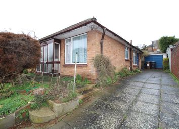 Thumbnail 3 bed detached bungalow for sale in Manton Road, Hitchin