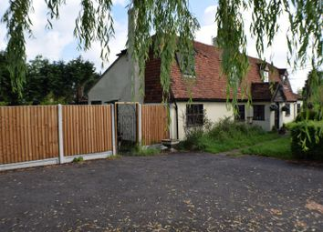 Thumbnail 3 bed detached house for sale in Daniels Farm, Wash Road, Noak Bridge, Essex