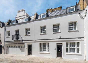Thumbnail 5 bedroom detached house for sale in Eaton Mews North, London