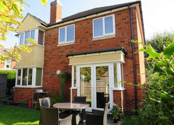 Thumbnail 3 bed detached house for sale in Smithfield Road, Uttoxeter