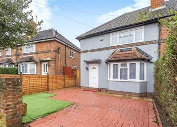 Thumbnail 3 bed semi-detached house for sale in Dawlish Road, Reading, Berkshire