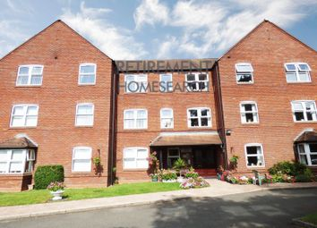 Thumbnail 1 bed flat for sale in The Cedars, Solihull