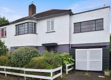 Thumbnail 4 bed semi-detached house for sale in St Julians Farm Road, West Norwood, London