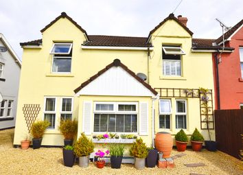 Thumbnail 4 bedroom end terrace house for sale in Wells Road, Emborough, Radstock