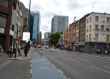 Thumbnail 2 bed flat to rent in Whitechurch Lane, Aldgate East