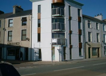 Thumbnail 2 bed flat to rent in Stanley Crescent, Holyhead