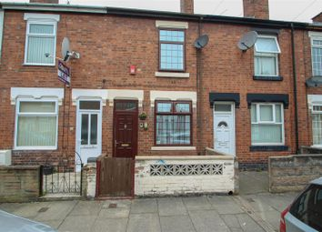 Thumbnail 2 bed terraced house for sale in Keary Street, Stoke, Stoke-On-Trent