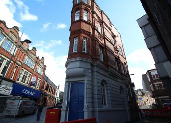 Thumbnail Studio to rent in Percy Street, Hanley Town Centre, Stoke-On-Trent