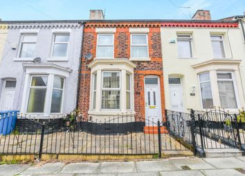 Thumbnail 2 bed terraced house for sale in Jacob Street, Liverpool