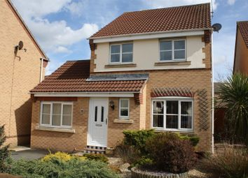 Thumbnail 3 bed detached house to rent in Becklake Close, Roundswell, Barnstaple