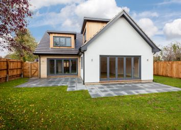 Thumbnail 4 bedroom detached house for sale in Cook Close, Cambridge