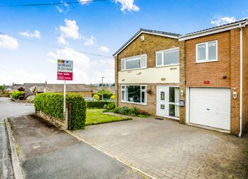 Thumbnail 4 bed detached house for sale in Bedale Drive, Skelmanthorpe, Huddersfield
