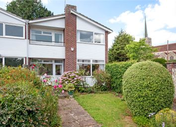 Thumbnail 3 bed semi-detached house for sale in Wellbank, Rectory Road, Taplow, Maidenhead