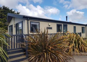 Thumbnail 2 bed mobile/park home for sale in Praa Sands Holiday Village, Praa Sands, Cornwall