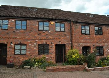 Thumbnail 2 bed mews house to rent in Dimelow Court, Malpas, Cheshire