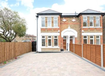 Thumbnail 5 bed semi-detached house to rent in Duncombe Hill, Forest Hill