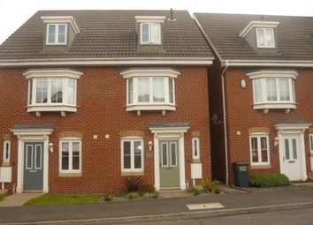 Thumbnail 3 bed semi-detached house for sale in Chaytor Drive, Nuneaton, Warwickshire