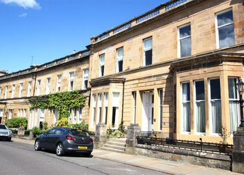 Thumbnail 2 bed flat to rent in Cleveden Crescent, Glasgow
