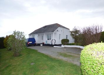 Thumbnail 3 bed detached house for sale in Llanfechell, Amlwch, Anglesey