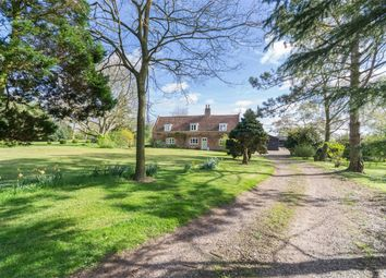 Thumbnail 3 bed detached house for sale in Whissonsett Road, Stanfield, Dereham