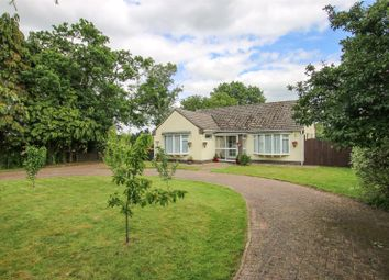 Thumbnail 2 bed bungalow for sale in Caistor Road, Market Rasen, Lincolnshire