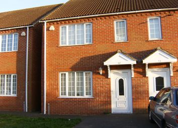 Thumbnail 3 bedroom semi-detached house to rent in Joy Paine Close, Boston