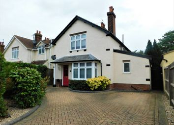 Thumbnail 4 bed detached house to rent in King Harold Road, Colchester