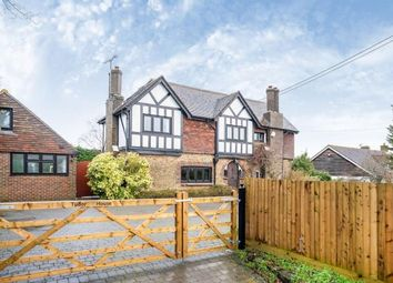 Thumbnail 5 bedroom detached house for sale in Church Lane, Upper Beeding, Steyning, West Sussex