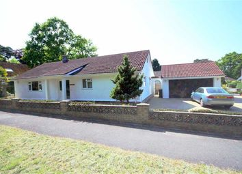 Thumbnail 3 bed detached bungalow for sale in Everglades Close, Ferndown