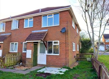 Thumbnail 1 bed mews house for sale in Abraham Close, Botley, Southampton