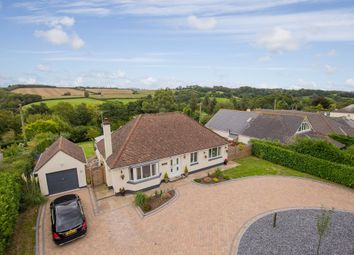 Thumbnail 3 bed detached bungalow for sale in Combe Cross, Sandygate, Kingsteignton